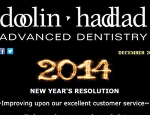 New Year's Resolutions from Rochester Advanced Dentistry