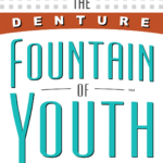 The Denture Fountain of Youth logo
