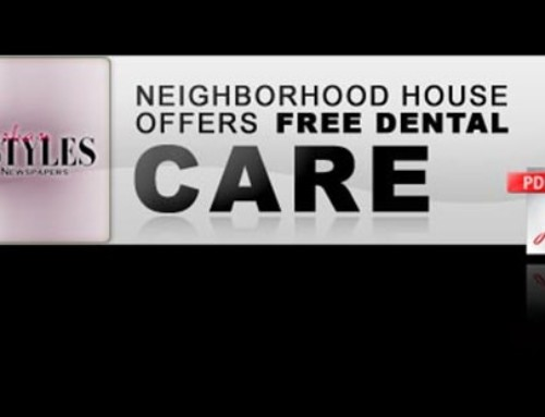 Neighborhood House Offers Free Dental Care