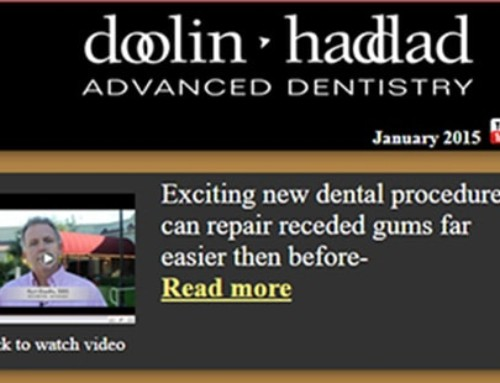 New Procedure to Repair Gum Tissue-January 2015
