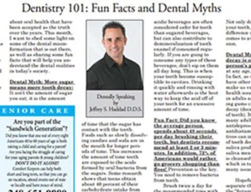 Dentistry 101: Fun Facts and Dental Myths