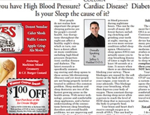 Do you have High Blood Pressure, Cardiac Disease or Diabetes?