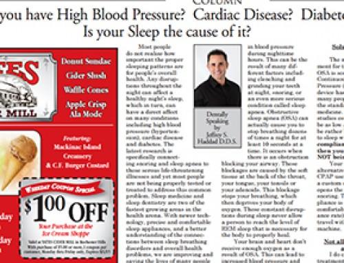 Do you have High Blood Pressure, Cardiac Disease or Diabetes?