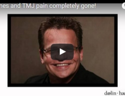 Migraines and TMJ pain completely gone!