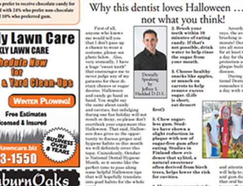 Why this dentist loves Halloween…and it's not what you think!