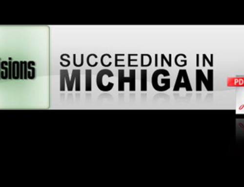 Succeeding in Michigan