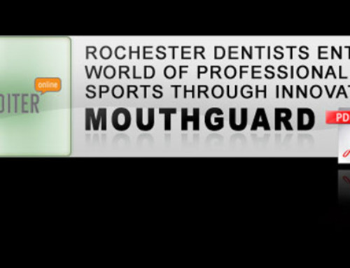 Rochester Dentists Help Athletes Through Innovative Mouthguard