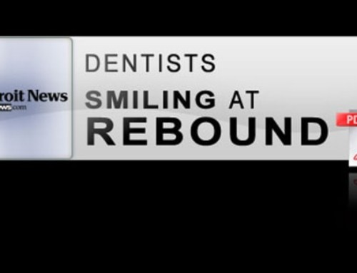 Dentists Smiling at Rebound