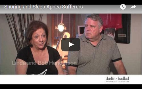 snoring and sleep apnea sufferers