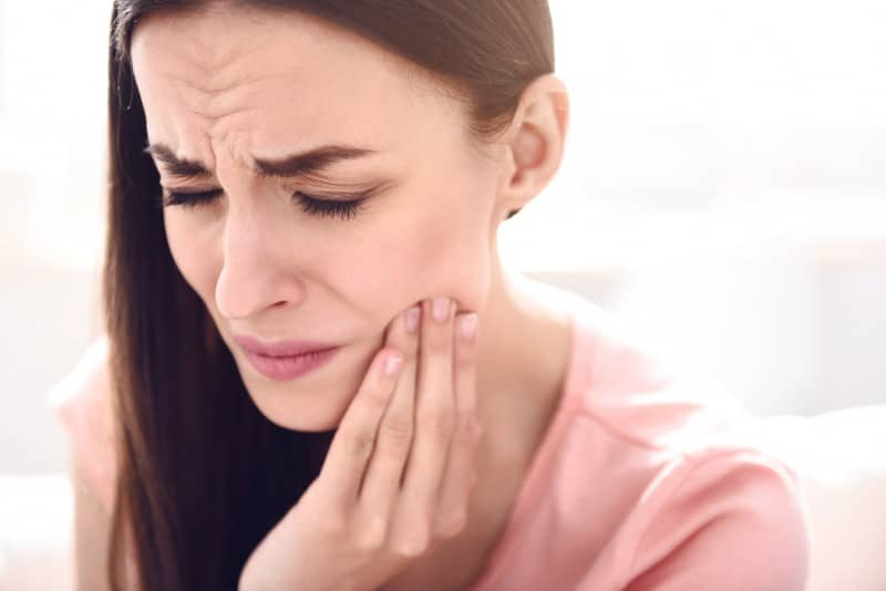 Pain isn't a reliable indicator of your oral health