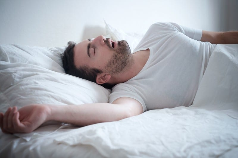 Snorers can have shorter your lives