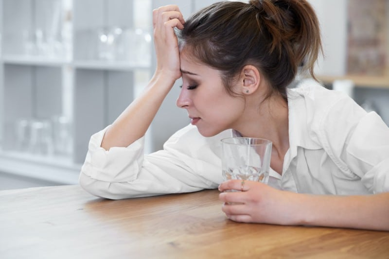 Headaches are a warning sign of TMJ