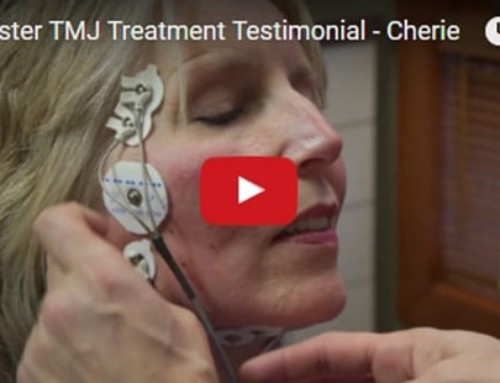 TMJ Treatment Testimonial – Cherie
