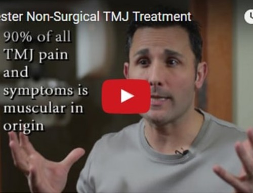 Non-Surgical TMJ Treatment