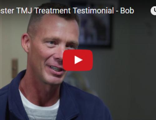 TMJ Treatment Testimonial – Bob