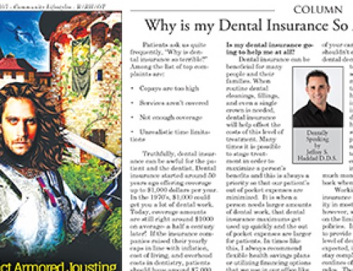 Why Is My Dental Insurance So Awful?