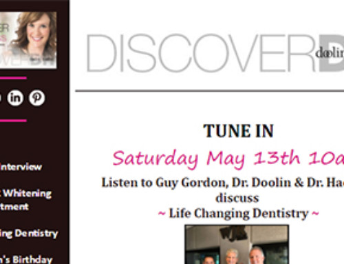 Life Changing Dentistry – May 2017
