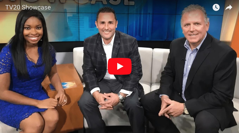 TV20 Showcase Dr.Doolin & Dr.Haddad