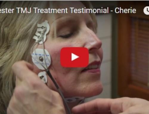 TMJ Treatment Testimonial – Cherie