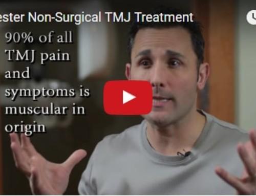 Non-Surgical TMJ Treatment
