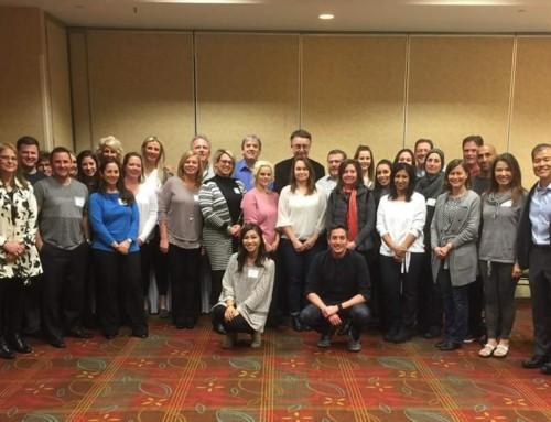 Doolin Haddad Team Attends Myotronics Training in Chicago
