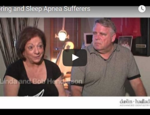 Snoring and Sleep Apnea Appliances