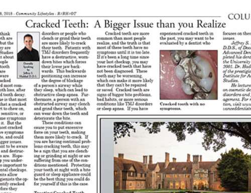 Cracked Teeth: A Bigger Issue than you Realize