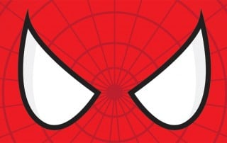 Spider-man superhero icon