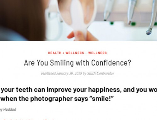 Are You Smiling with Confidence?