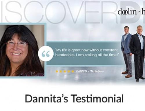 Hear Dannita's Story