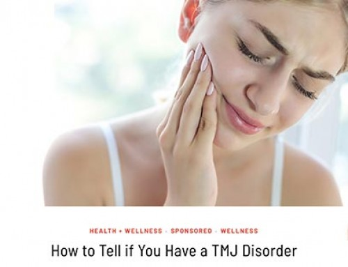 How to Tell if You Have a TMJ Disorder