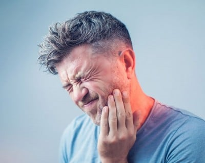 Man With Toothache